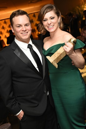 HBO Official Golden Globe Awards After Party