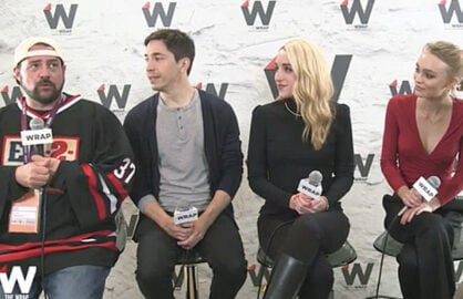 Yoga Hosers Sundance Video