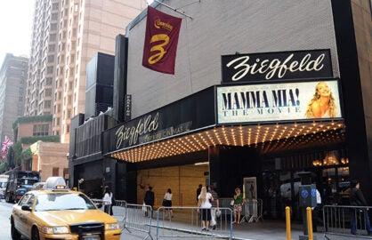 Ziegfeld theater