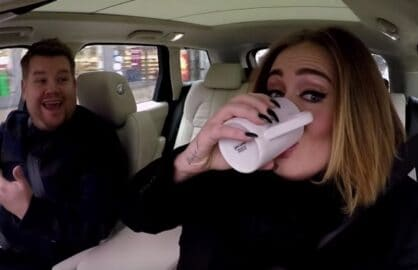 adele james corden carpool karaoke