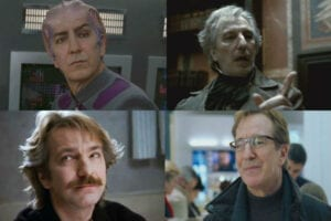 alan rickman best roles