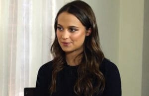 Alicia Vikander talks about Bourne 5