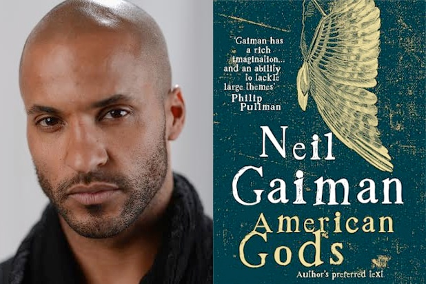 American Gods Ricky Whittle as Shadow