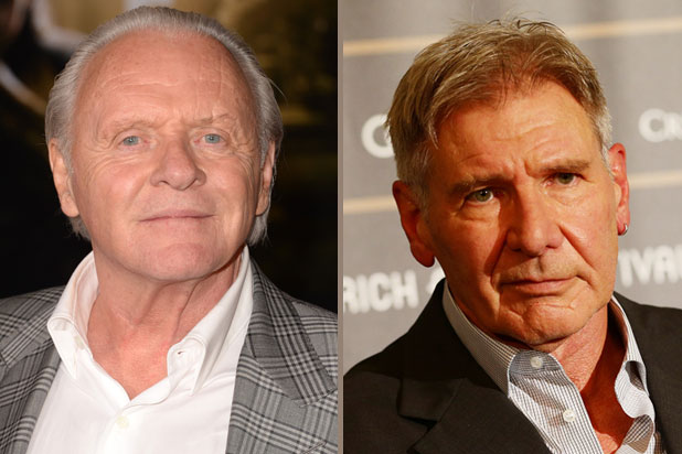 Anthony Hopkins Harrison Ford