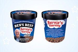 ben&Jerry's Bernie Sanders