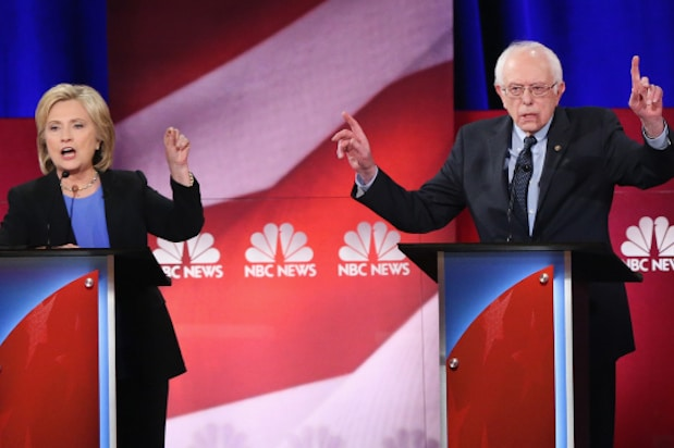 Hillary Clinton and Bernie Sanders Agree to New York Debate