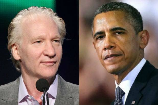 bill maher president obama