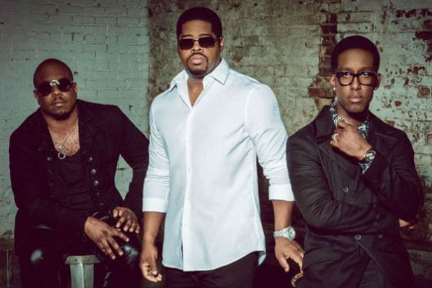 boyz II men Fox Grease Live