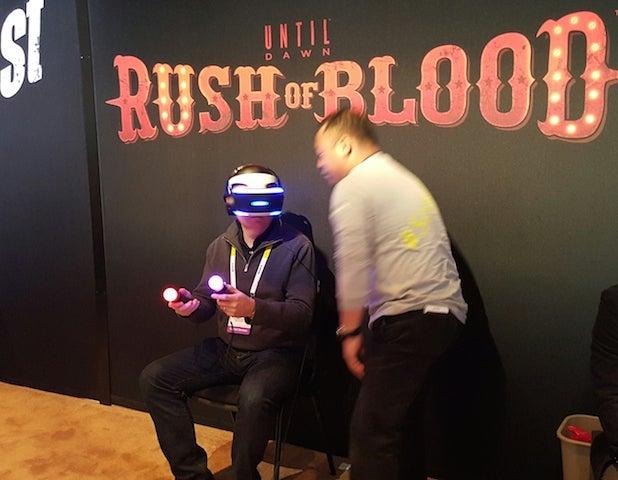 ces virtual reality 2016