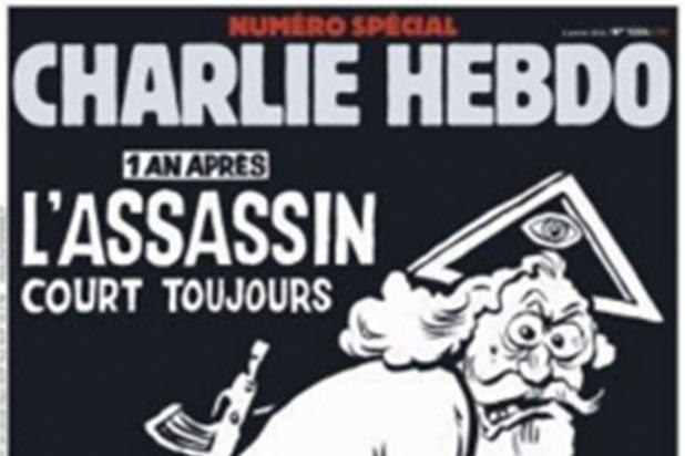Charlie Hebdo Marks One Year Anniversary