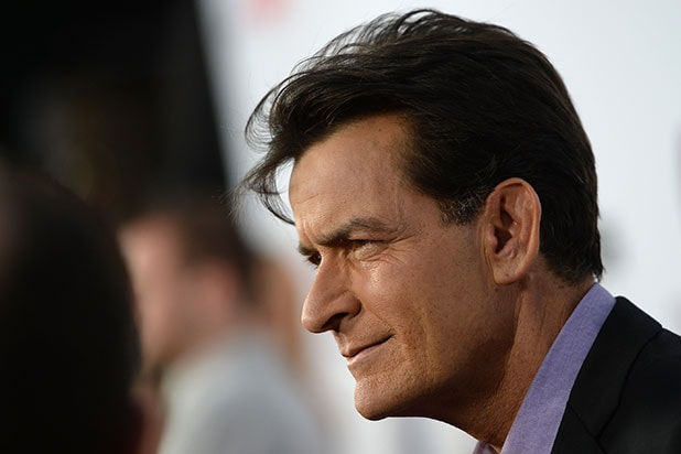 Charlie Sheen admits he is off HIV meds