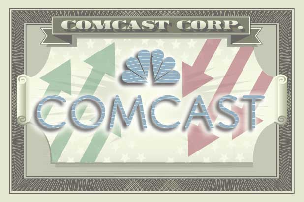 Comcast Shares Receive Slight Bump From Wall Street After NBCU Unveils Peacock