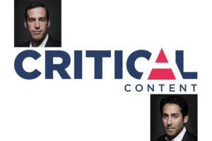 Critical Content Tom Forman Andrew Marcus