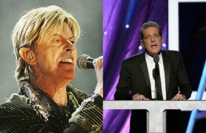 David Bowie Glenn Frey