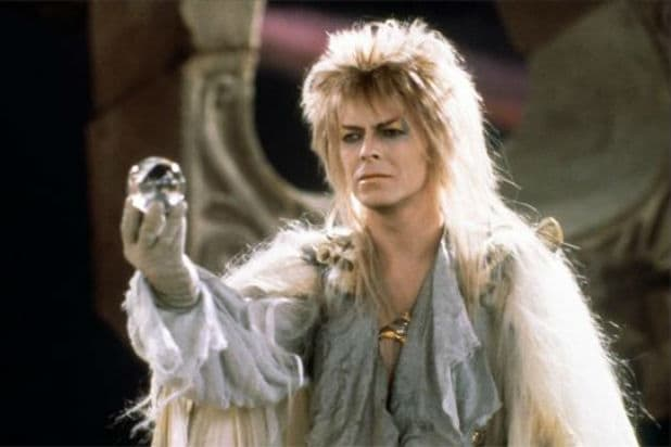 'Labyrinth' Remake in the Works Labyrinth David Bowie