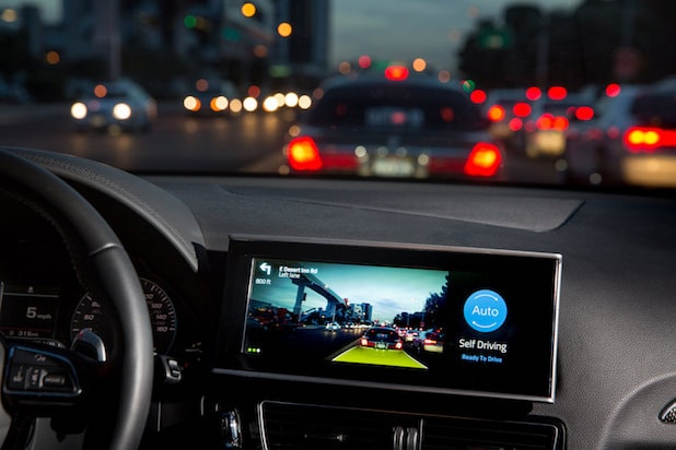 Self-Driving Cars Could Make TV The New Radio