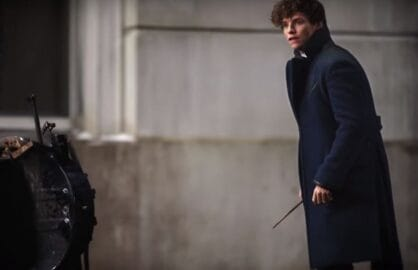 eddie redymayne fantastic beasts and where to find them