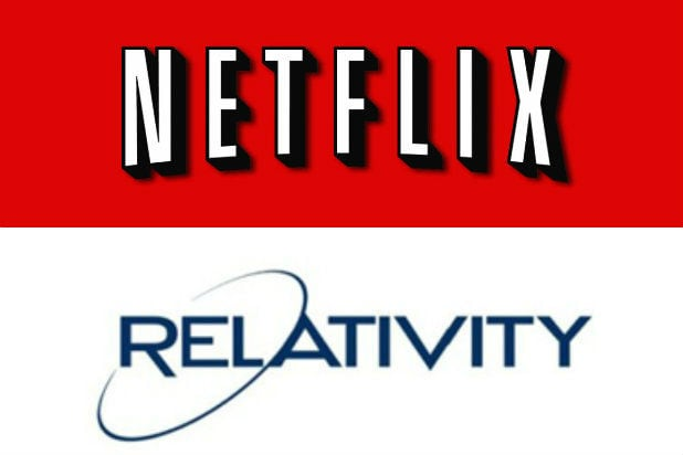 Netflix Relativity Studios