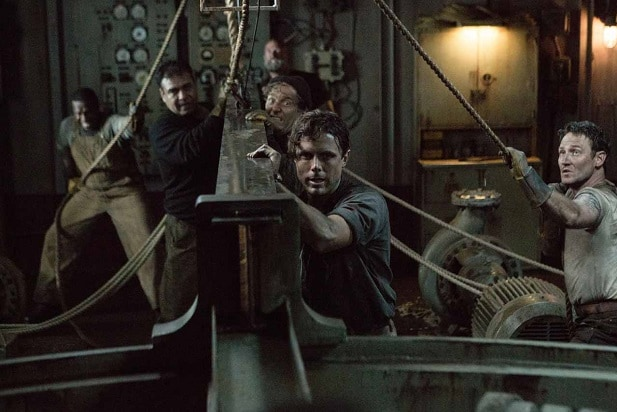Chris Pine's 'Finest Hours' Limps Out of Port With $375,000 at Thursday-Night Box Office