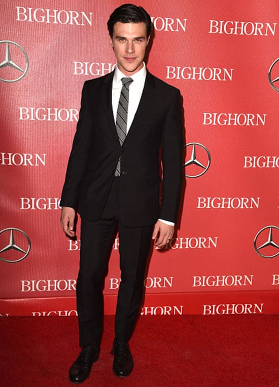 Finn Wittrock at the Palm Springs Festival Gala