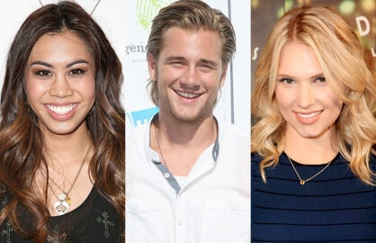 Luke Benward Ashley Argota Claudia Lee