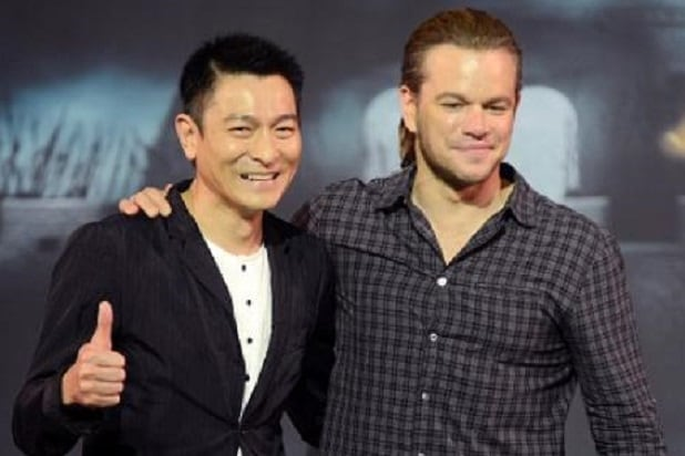 great wall movie matt damon