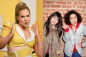 Inside Amy Schumer Broad City