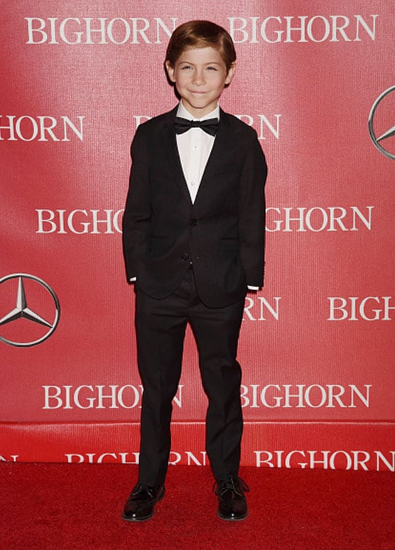 Jacob Tremblay at the Palm Springs Gala