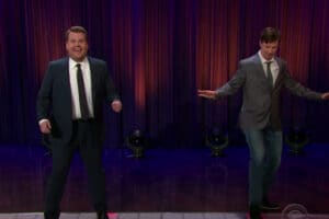 James Corden Sean Hayes