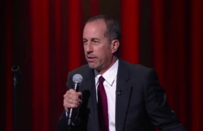 Jerry Seinfeld The Late Show