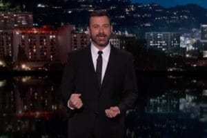 jimmy kimmel new years resolutions
