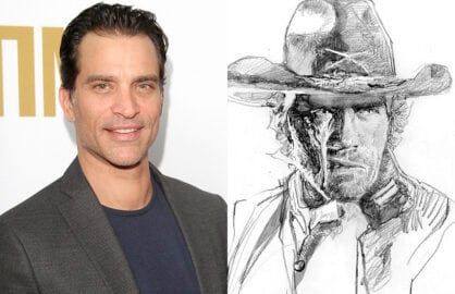 Jonathan Schaech as Jonah Hex on Legends of Tomorrow