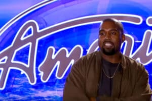 Kanye West American Idol