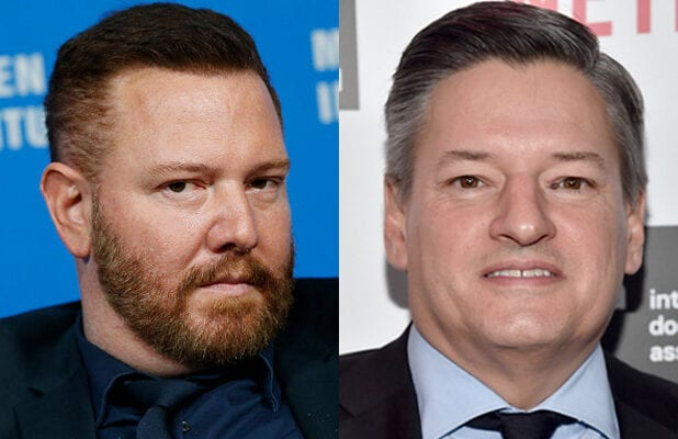 Ryan kavanaugh Ted Sarandos
