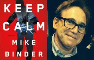 Keep Calm Mike Binder