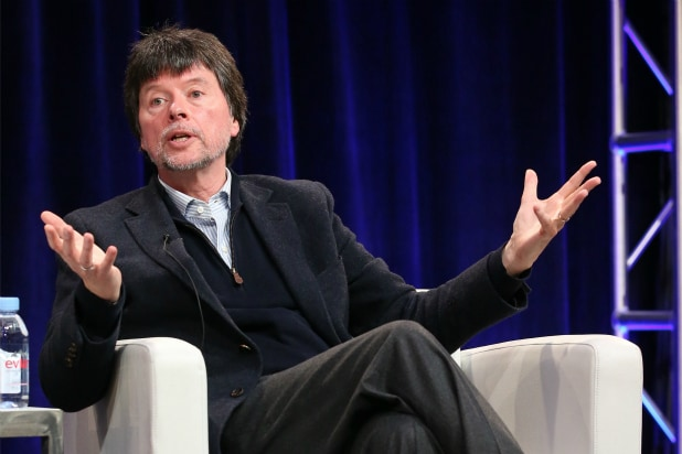 Ken Burns TCA