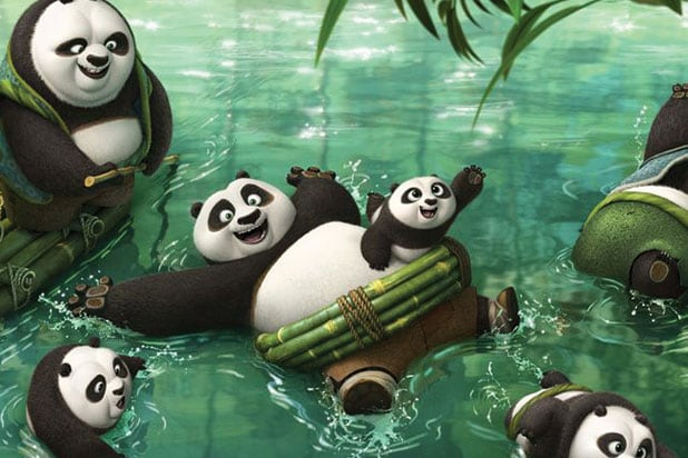 'Kung Fu Panda 3' Kicks Up $10.5 Million on Friday, Poised for Weekend Win