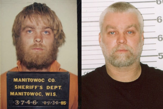Making a Murderer Steven Avery mug shots