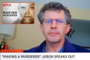 Making a Murderer juror