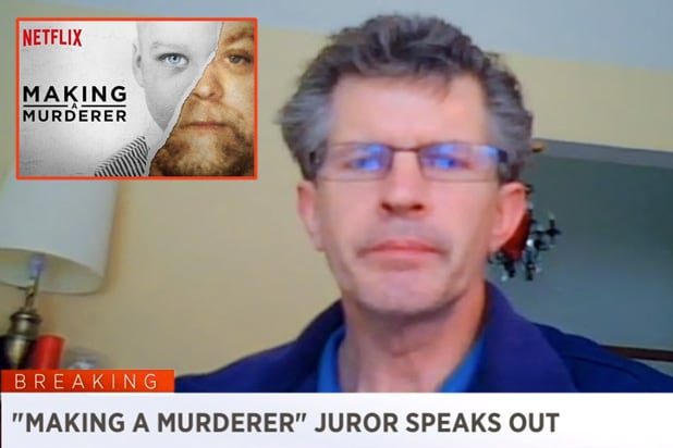 Making a Murderer juror