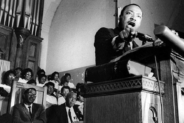 Dr. Martin Luther King 1967 speech