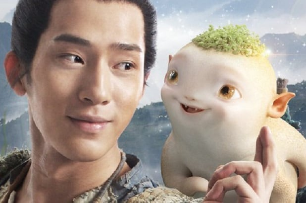 monster hunt china box office