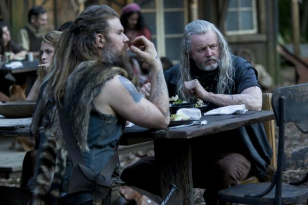 Outsiders Review Drama Delivers More Than Just Facial Hair