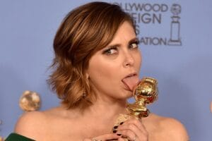 rachel bloom golden globes
