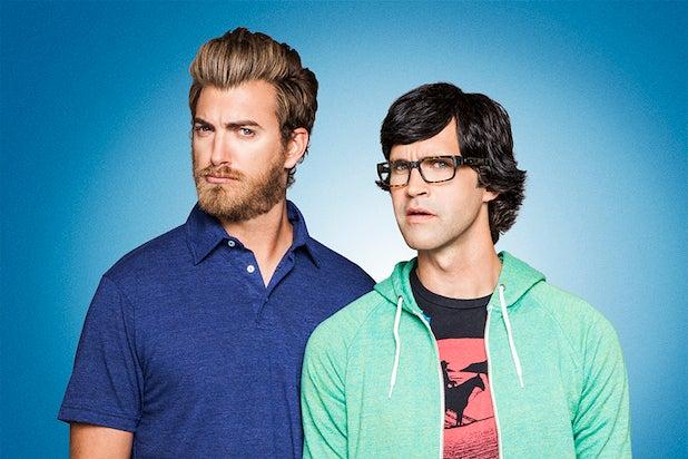 Rhett and Link Good Mythical Morning