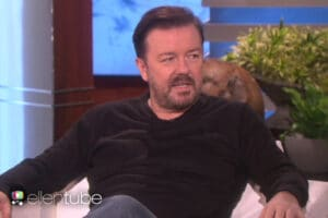 Ricky Gervais on Ellen