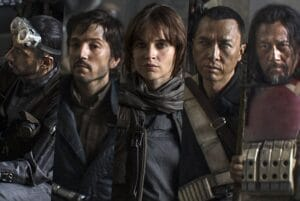 who's who in rogue one a star wars story movie