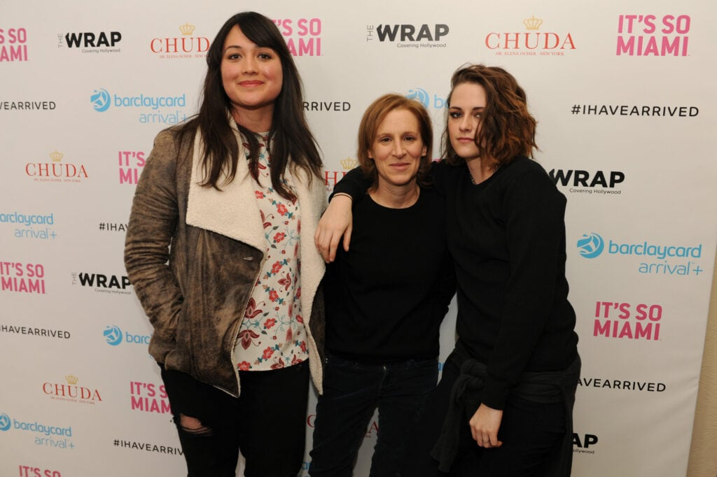 Lily Gladstone, Kelly Reichardt, Kristen Stewart Sundance