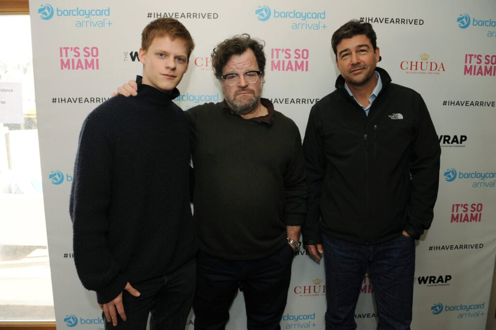 Lucas Hedges, Kenneth Lonergan, Kyle Chandler Sundance