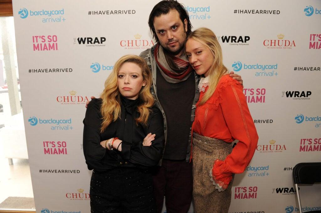 Natasha Lyonne, Danny Perez, Chloe Sevigny Sundance
